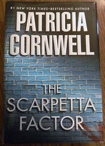 The-Scarpetta-Factor-A-Kay-Scarpetta-novel-Patricia-Cornwell-Hardcover