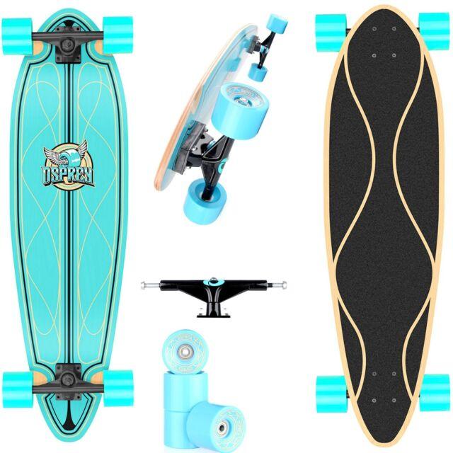 Original Longboard RAM, My AREA, Mindless  Komplett Skateboard 2015