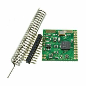2PCS-470MHz-1000m-SI4432-Wireless-RF-Module-470M-433mhz-Wireless-Communication
