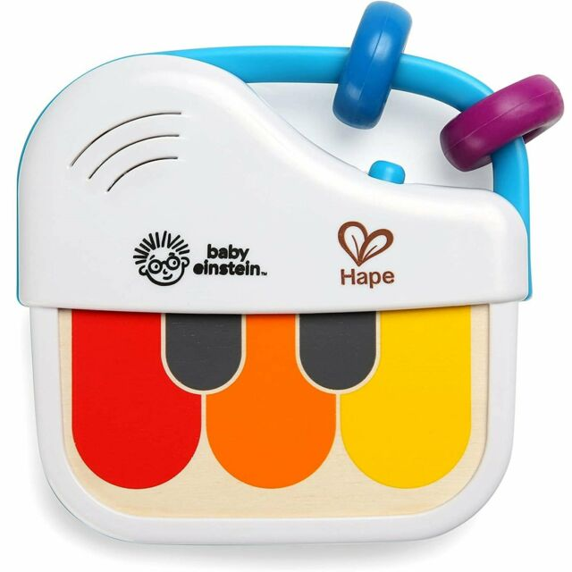 Hape Baby Einstein Magic Touch Mini Piano, Carry Along Musical Baby Toy