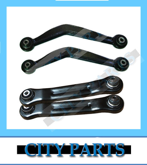 NEW FORD FALCON BA BF REAR UPPER + LOWER CONTROL ARM ARMS SET OF 4