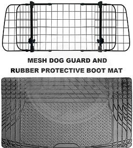HEAVY DUTY BERLINGO MULTISPACE TUBULAR DOG PET GUARD BARRIER CAR ANIMAL