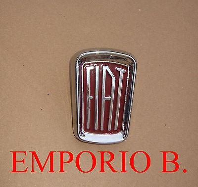 FREGIO ANTERIORE IN METALLO CROMATO FIAT 500 L