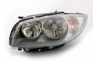 BMW-SERIE-1-E87-Lato-Passeggero-Sinistro-Faro-Lampada-N-S