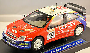 Citroen Xsara WRC 2003 Rally of Turkey #19 Sainz Marti 1:18 SunStar