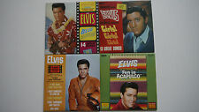 4 x Elvis - Fun in Acapulco / Blue Hawaii / Viva Las Vegas / Girls Girls  - CD