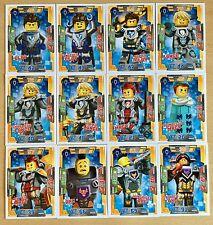 Lego NEXO KNIGHTS Trading Card Game_Basiskarten_4 Karte aussuchen