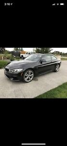2014 BMW 435i x-drive coupe with M-Performance pack