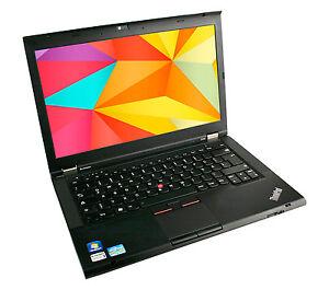 Lenovo ThinkPad T430 Core i5 2.60ghz 8gb 256gb SSD Win7 Webcam 1600x900