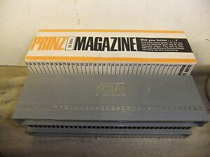Projecteur De Diapositives Grade Gnome Hanimex Prinz + Slide Cassette 36 Diapositives Capacité-afficher Le Titre D'origine Et Aide à La Digestion