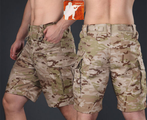 Uomo Shorts All Tactical Multicam Ripstop Cargo Terrain Pantaloncini Response Military Urban OA0q4