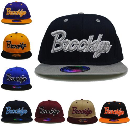 State Property AUTHENTIC Brooklyn script NY Snapback Era Baseball Hat Cap