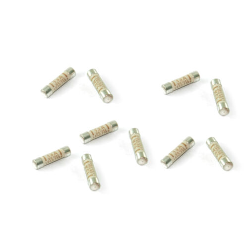 13A Domestic Mains Plug Top Fuse Catridges Pack of 10