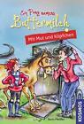 Ein Pony namens Buttermilch 03. Mit Mut und Köpfchen von Boris Pfeiffer (2011, Gebunden)