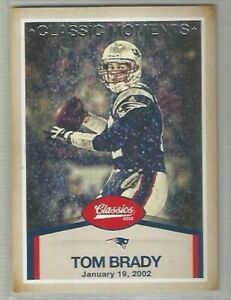 Tom-Brady-New-England-Patriots-2016-Classics-CLASSIC-MOMENTS