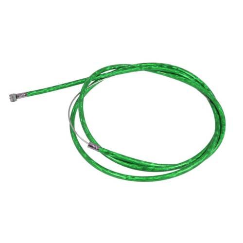 150cm Green Throttle Clutch Cable Line Fit 49cc 60cc 66cc 80cc Motorized Bike
