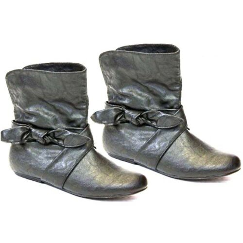NEW WOMENS LADIES LOW FLAT ANKLE BOOTS PULL ON STRETCH CHELSEA RIDING SHOE FB506