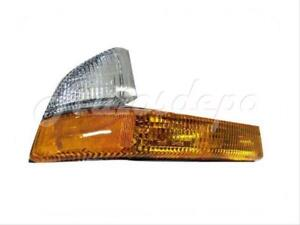 CPP NSF Front Bumper Reflector for BMW 5 Series 6 Series