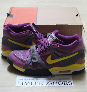 new arrival b1d97 75a3a Image is loading 2002-NIKE-AIR-TRAINER-III-B-VIOTECH-VINTAGE-