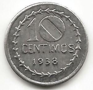 2ª République 10 Centimes 1938 Hierro ( reproduction ) OKJPstzK-07140831-504589403