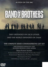 Band Of Brothers (DVD, 2002, 6-Disc Set, Box)