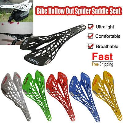 BMX MTB Mountain Bike Bicycle Cycling Riding Saddle Seat Hollow Lightweight Pads