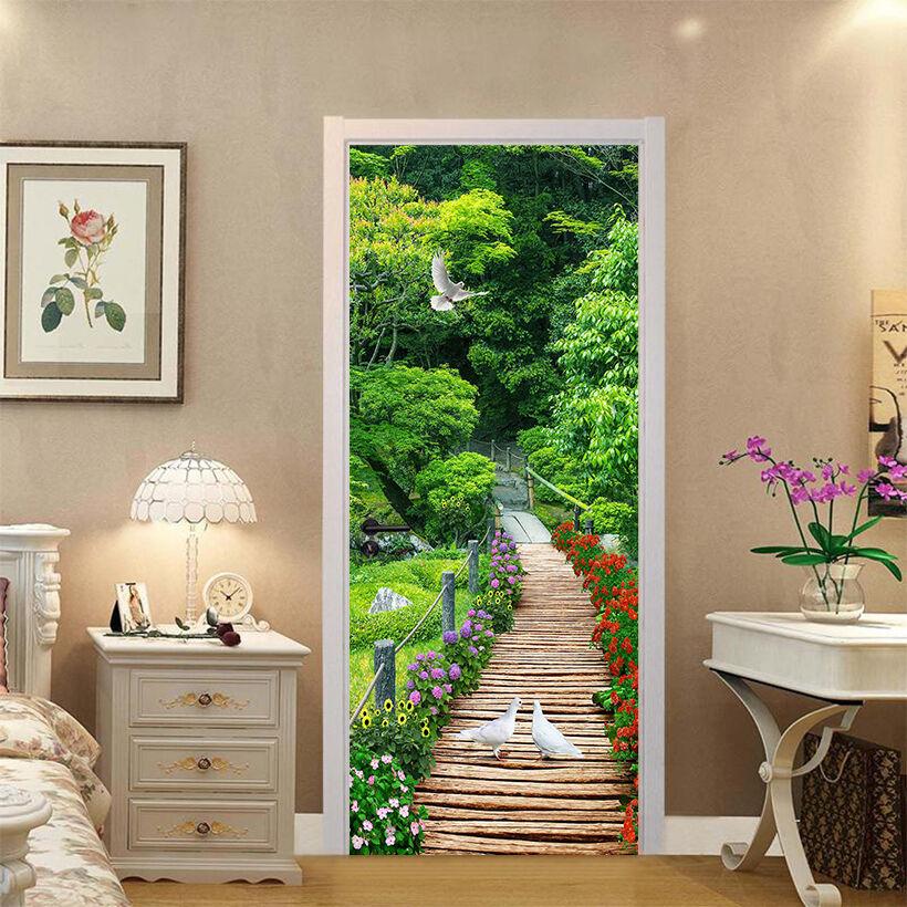 3D Die Taube 96 Tür Wandmalerei Wandaufkleber Aufkleber AJ WALLPAPER WALLPAPER WALLPAPER DE Kyra | Tragen-wider  | Auktion  | Qualitätsprodukte  7b6002