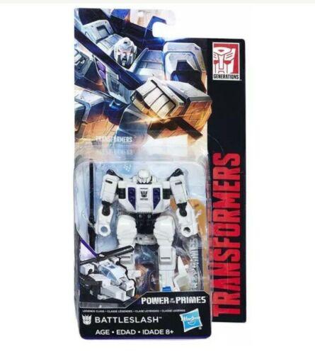 Battleslash Power of the primes Transformers generations Legends Class NEUF