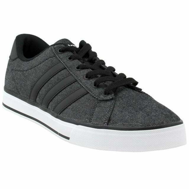 Size 12 - adidas Daily Vulc SE Black - F76263
