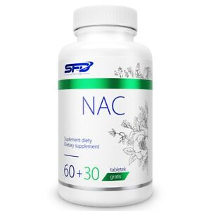 NAC-N-Acetyl-L-Cysteine-600mg-90-Tabs-360-Servings-Liver-amp-Lung-Support