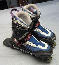 K2 ESCAPE J Inline Roller Skates Good Condition 4 Size Expandable (3-4-5-6)