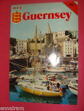 Channel Island of Guernsey  19851 UK History Guide Book