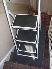 stair ladder stand leveller platform step  stairwell scaffold trestle steel