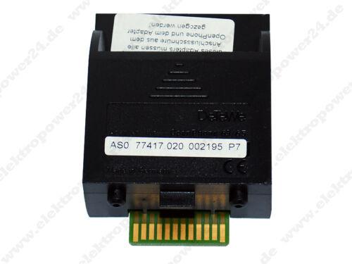 DeTeWe Adapter für Openphone 63 und 65 Anschluss Teil  Anschlussadapter Stecker
