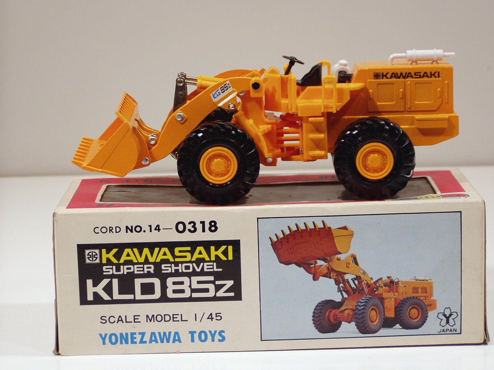 Cochegador De Kawasaki KLD85z - 1 45 - DIAPET  K-13 - MIB