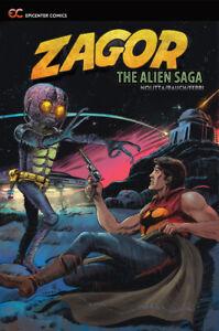Zagor-The-Alien-Saga-Ferri-cover-2019-Paperback-GN-Nolitta-Rauch-Ferri