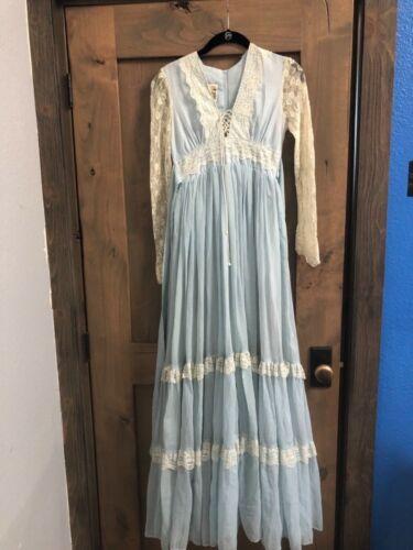 Gunne Sax Vintage Dress