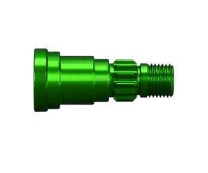 Traxxas-7768G-Stub-Axle-Aluminum-green-X-Maxx