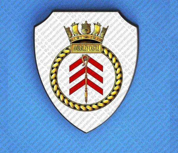 2019 Mode Hms Amberley Castle Wall Shield Betrouwbare Prestaties
