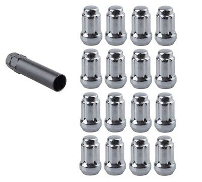 Tusk Tapered Spline Drive Lug Nut Set Black With Socket CAN-AM POLARIS lugs nuts