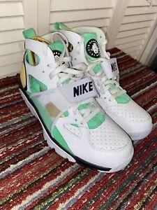 zapatillas nike huarache verdes