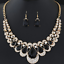 Fashion-Women-Crystal-Chunky-Pendant-Statement-Choker-Bib-Necklace-Jewelry-Chain thumbnail 140