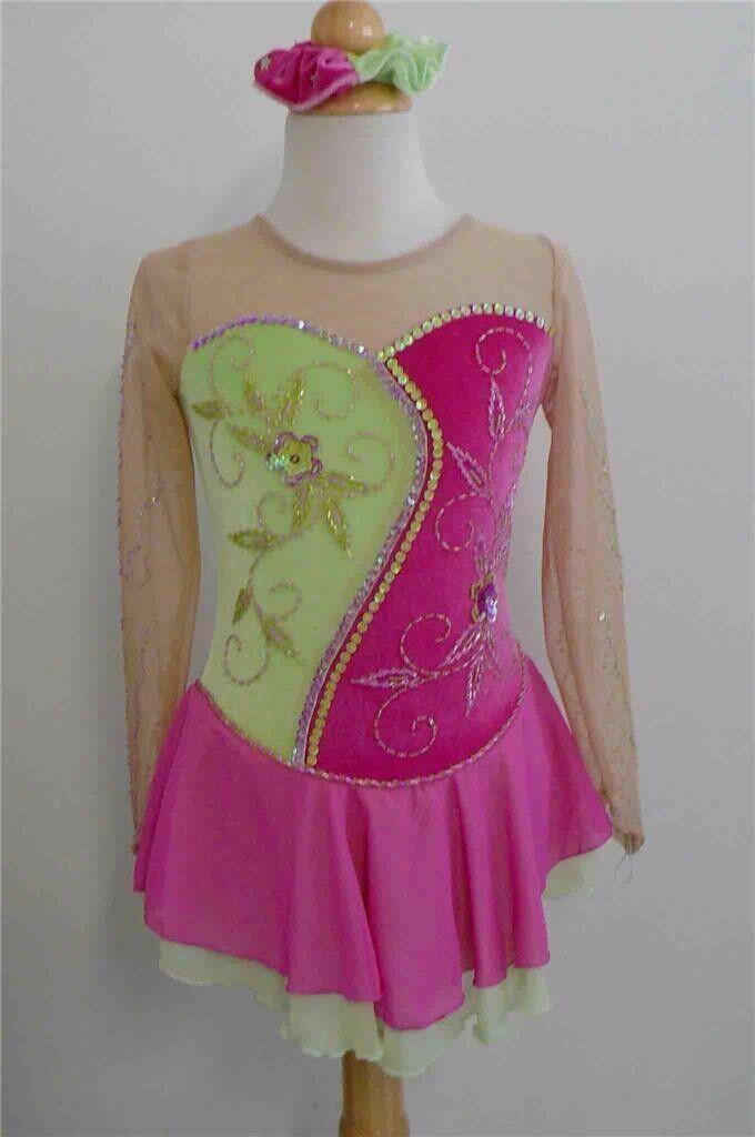 KIM Competition Ice Skating Dress  Roller SkatingDance  ld 12  online shop