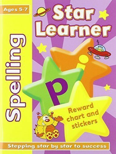 N/A : STAR LEARNER: SPELLING 5-7: Age 5-7 Highly Rated eBay Seller Great Prices