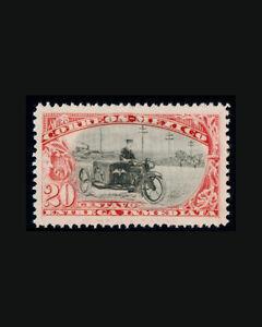 VINTAGE: MEXICO 1919 OG LH SCOTT #E1 $70 LOT # 1919HX