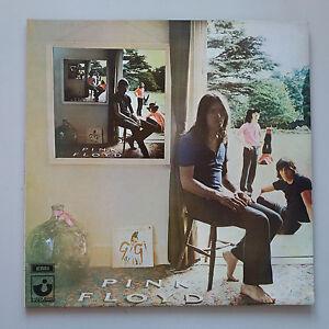 Pink-Floyd-Ummagumma-Vinyl-2x-LP-UK-1988-Press-EX-NM