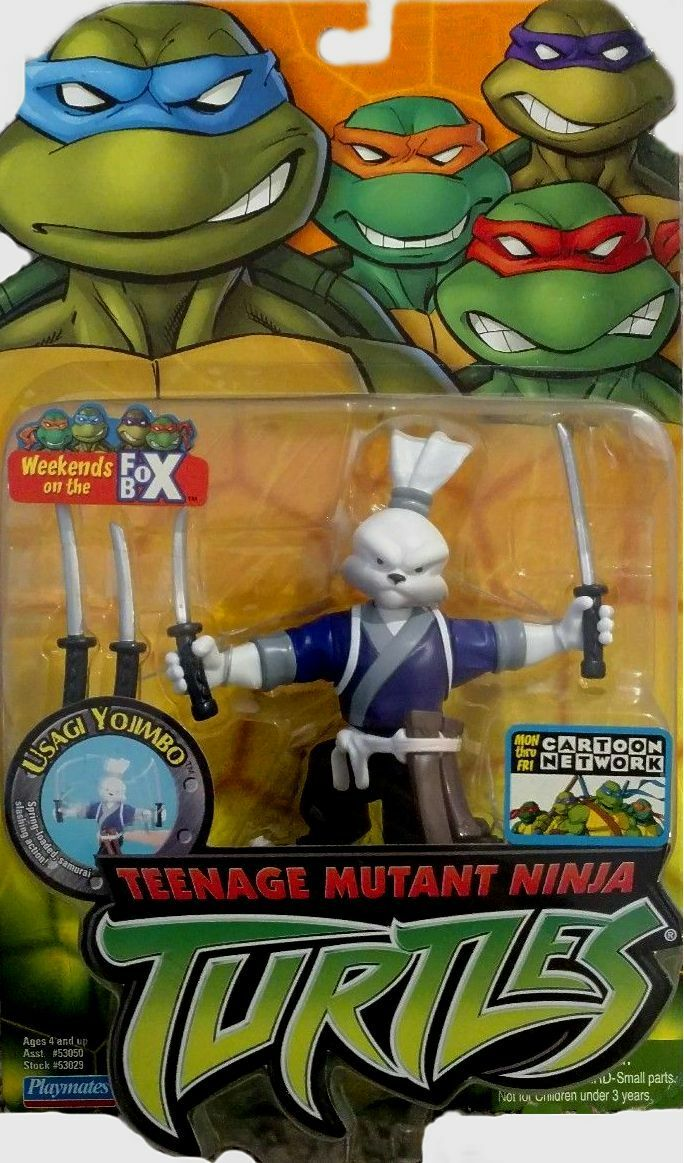 Teenage Mutant Ninja Turtles 5
