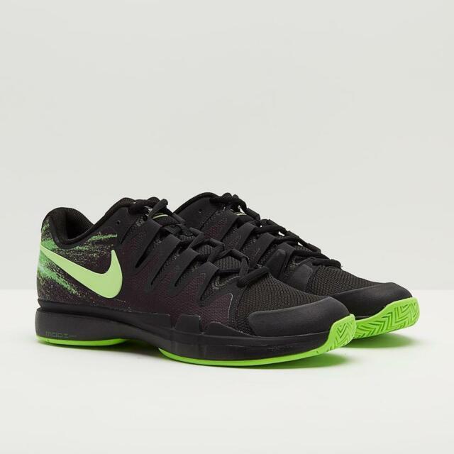 NIB Nike Federer ZOOM VAPOR 9.5 TOUR QS Tennis Shoes 812937 003 Sz: 8.5 9 10.5