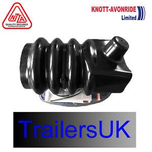 Genuine Knott Avonride Ifor Williams Lockable Coupling Hitch Head 3500KG KFG35