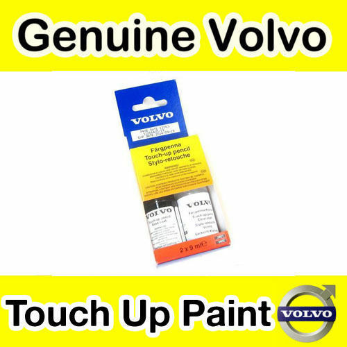 Pine Grey // Paint Code: 724 Genuine Volvo Touch Up Paint,